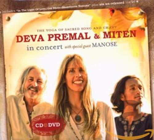Deva Premal & Miten 'In Concert' with special guest Manose